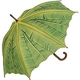 Regenschirm Schirm Automatik Tropische Momente - Palmendach UV-Protection