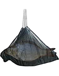 Fishing Weighing Sling - Fishermans Friend Deluxe Fishing Weigh Sling - Soft Mesh With Draw String , The Original Deluxe Fishing Weigh Sling - This Is Essential Tackle For Every Angler. Suitable For All Fish Including Carp , Bass , Pike And Trout. Simple To Use , Put Your Catch In The Sling , Pull The Draw Strings, Attach To Your Scales Then Weigh. Ideal For Canal , River , Pool Or Sea Fishing - Now With A FREE 12 Month Guarantee !