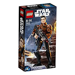 LEGO- Friends Han Solo, Multicolore, 75535 5702016112108 LEGO