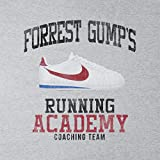 Cloud City 7 Forrest Gumps Running Academy Coaching Team Men's T-Shirt