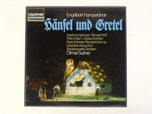 Hänsel und Gretel - 1 Langspielplatte