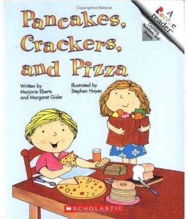 [(Pancakes, Crackers and Pizza: a Book about Shapes)] [By (author) Marjorie Eberts ] published on (January, 1990)