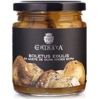 Boletus en Aceite de Oliva Virgen Extra (230 g) - La Chinata
