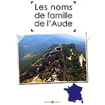 Les noms de famille de l'Aude