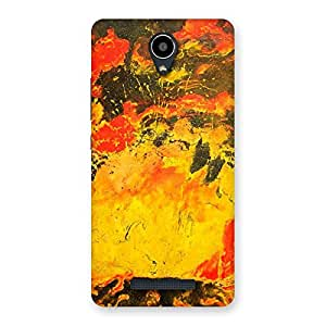 Modern Art Paint Print Back Case Cover for Redmi Note 2