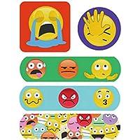 npw Emoticon Kinder Erste Hilfe Pflaster Bandaids–Ouch. in Fall Of emojincy. by Get emojinal preisvergleich bei billige-tabletten.eu