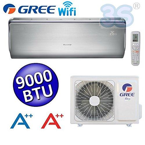 climatizzatore-inverter-u-crown-9000-btu-gree-classe-a-a-cromo-satinato-funzione-wi-fi