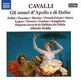 Cavalli : Gli amori d'Apollo e di Dafne