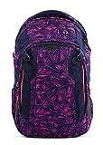 Satch Pack - 2tlg. Set Schulrucksack - Motive - Schulrucksack Schlamperbox (Pink Bermuda)