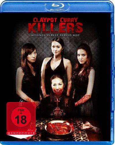 Preisvergleich Produktbild Claypot Curry Killers [Blu-ray]