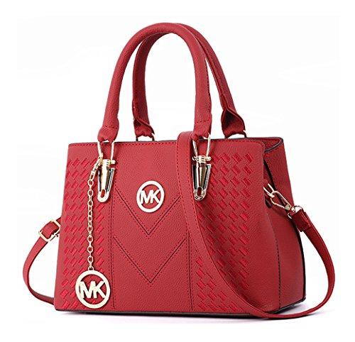 Alidear Pu Cool Damen Handtaschen, Hobo-Bags, Schultertaschen, Beutel, Beuteltaschen, Trend-Bags,...