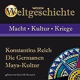 Konstantins Reich, Die Germanen, Maya-Kultur