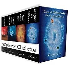 Les 4 éléments - Série complète: Tômes 1 à 4