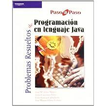Problemas resueltos de programación en lenguaje Java