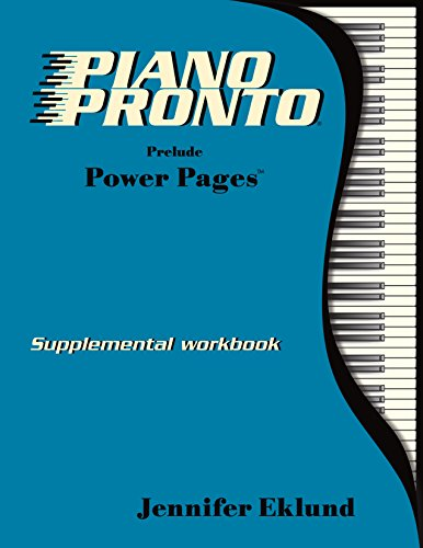Piano Pronto - Power Pages - Prelude (Piano Pronto)