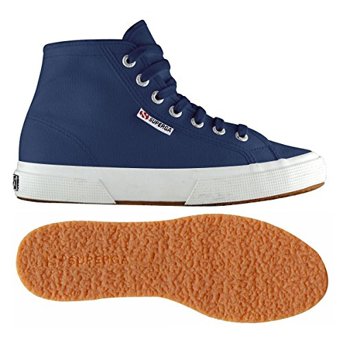 Chaussures Le Superga - 2795-cotu BLUE MD COBALT