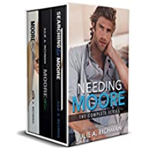 Needing Moore Series Boxed Set (English Edition)