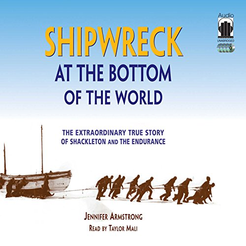 Shipwreck at the Bottom of the World  Audiolibri