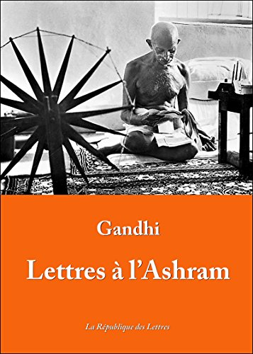 Lettres à l'Ashram (Spiritualités vivantes) (French Edition)