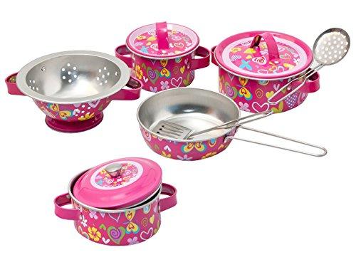 10-tlg-kochset-topfset-aus-metall-incl-kuchenhelfer-geschirr-spiel-set-kochgeschirr-kuche-zubehor-ko