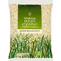 Ducado Waitrose Organic Jumbo Copos de avena 1kg