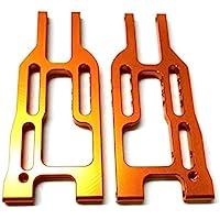 BMT0004 1/10 Lega HPI Proiettile 3.0 Sospensione Inferiore Anteriore Arms Sinistro E Destro Arancio