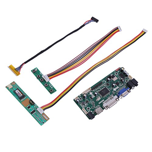 Price comparison product image Ulable M.NT68676.2A HDMI DVI VGA Audio LCD LED Screen Controller Board Kit Set