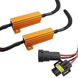 TOMALL H8 H11 LED-Widerstände Decoder für LED-Scheinwerfer Umbausatz