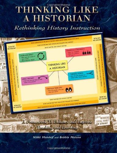 Thinking Like a Historian: Rethinking History Instruction por Nikki Mandell