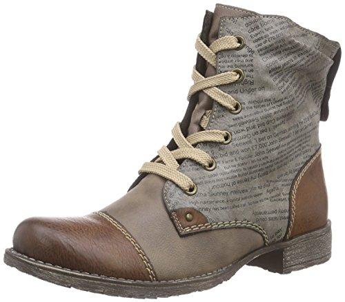 boots femme rieker