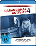 Paranormal Activity 4 (Extended Cut) [Blu-ray] [Blu-ray] (2013) Featherston, ...