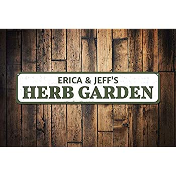 Gardner Decor Custom Metal Garden Sign Gardening Wall Art