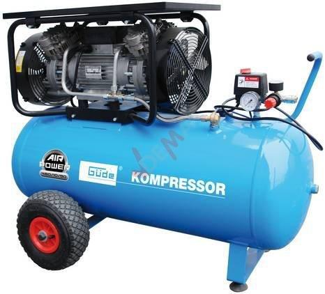 Preisvergleich Produktbild GÜDE Kompressor AIRPOWER 480/10/90