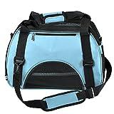 Faltbare Transporttasche für Hunde Katze