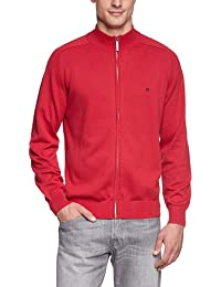 CASAMODA Cardigan Col mao Manches longues Homme