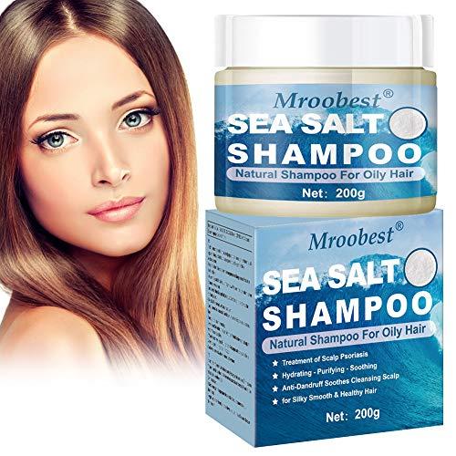 Shampoo Antiforfora, Psoriasis Shampoo, Anti dandruff shampoo, prurito del cuoio capelluto e forfora, cute secca e irritante, anche contro i brufoli sul cuoio capelluto