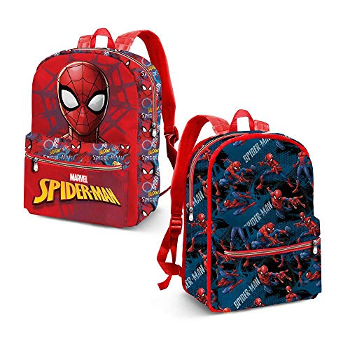 Karactermania Spiderman Hero Mochila Infantil