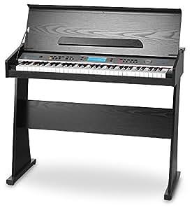 FunKey DP-61 II Piano numérique + support (noir)