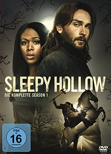 Sleepy Hollow - Die komplette Season 1 [4 DVDs]