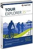 Software - TOUR Explorer 25 Deutschland Gesamt, Version 8.0: Digitale Karten, Tourenplanung und GPS