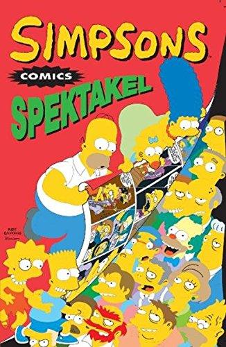 Simpsons Comics Sonderband, Band 2, Spektakel