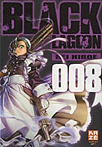 Black Lagoon Nouvelle édition Tome 8