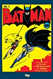 Pyramid International Affiche de Bande dessinée Batman n°1 The Adventures of Batman et Robin Boy Wonder Vintage Comic Book 61 x 91,4 cm