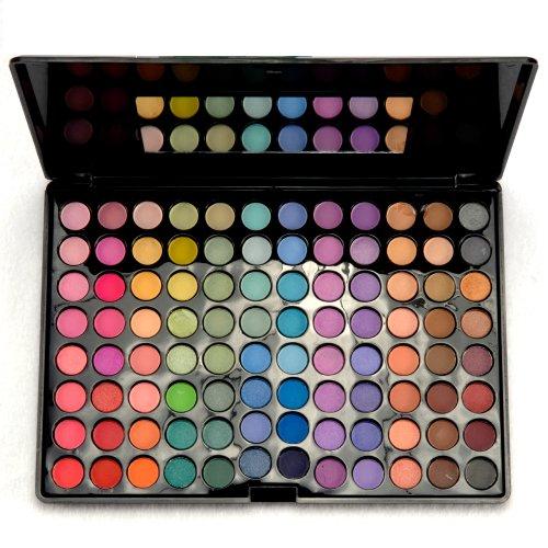 Palette 96 couleurs fard a paupieres mat classique maquillage beaute ombres a paupieres