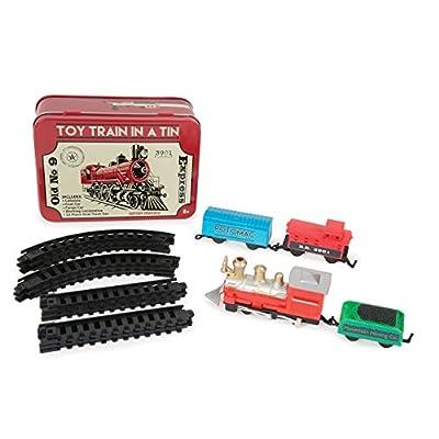 Toy Train in a Tin von fun