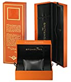 Stuhrling Original Damen-Armbanduhr Unisex Unisex Analog Automatik 156.124W14 - 3