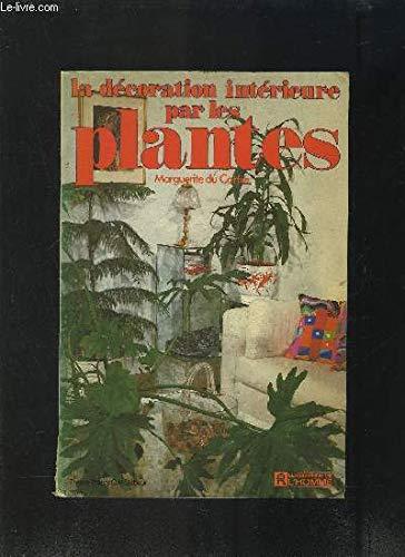 La décoration intérieure par les plantes