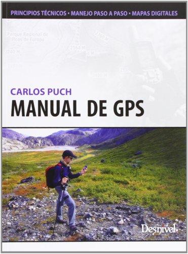Manual de GPS por Carlos Puch Ramírez