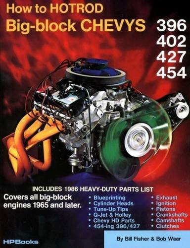 How to Hotrod Big-Block Chevys Hp42