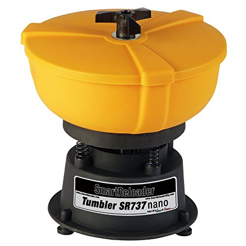 SMARTRELOADER SR737 Tumbler Nano 220V - Tumbler Pour douilles et petits objets métalliques.